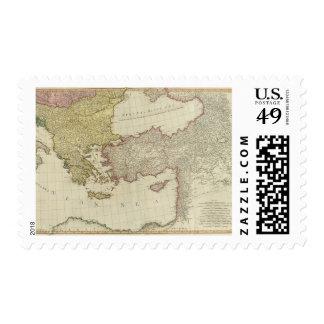 Este mediterráneo sello