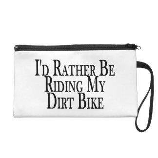 Esté montando bastante mi bici de la suciedad