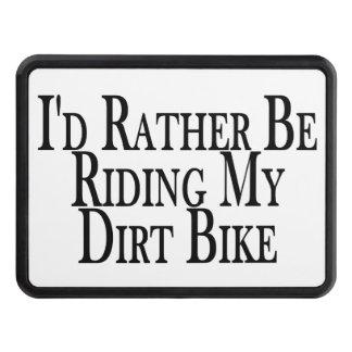 Esté montando bastante mi bici de la suciedad tapas de remolque