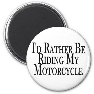 Esté montando bastante mi motocicleta imán redondo 5 cm