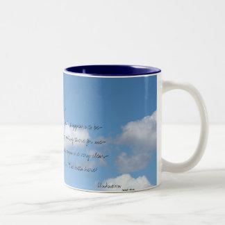 Este mundo no es mi casero… taza de café