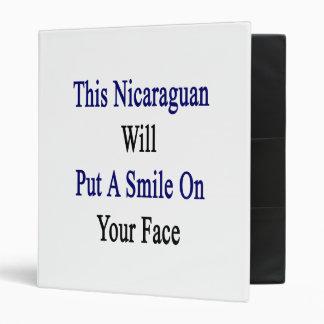 Este Nicaraguan pondrá una sonrisa en su cara