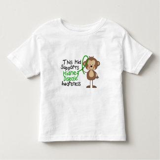 Este niño apoya conciencia de la enfermedad de polera