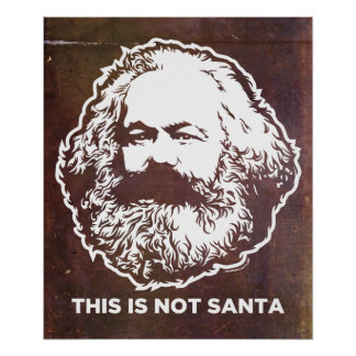 Éste no es poster de Santa