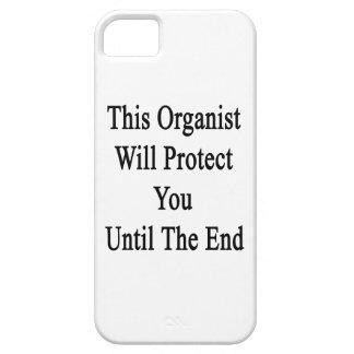 Este organista le protegerá hasta el extremo iPhone 5 coberturas