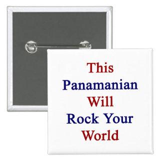 Este Panamanian oscilará su mundo