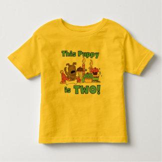 Este perrito es dos camisetas y regalos playeras