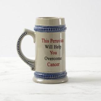 Este Peruvian le ayudará a superar al cáncer Tazas De Café
