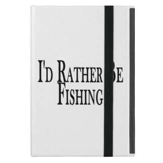 Esté pescando bastante iPad mini fundas