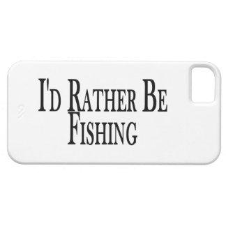 Esté pescando bastante iPhone 5 carcasas