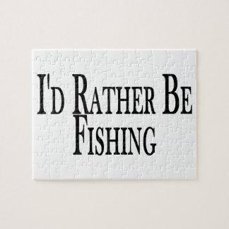 Esté pescando bastante rompecabeza