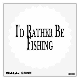 Esté pescando bastante vinilo decorativo