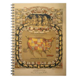 Este porcineograph libro de apuntes