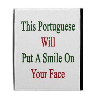 Este portugués pondrá una sonrisa en su cara