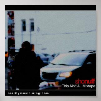 Este poster de Aint A… Mixtape