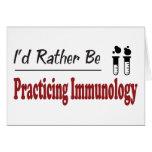 Esté practicando bastante la inmunología felicitaciones