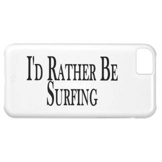 Esté practicando surf bastante funda para iPhone 5C