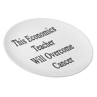 Este profesor de la economía superará al cáncer