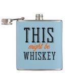 Éste pudo ser whisky