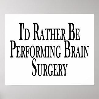 Esté realizando bastante la neurocirugía impresiones