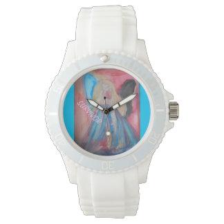 Este reloj hermoso se crea para el cáncer Survior