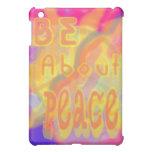 Esté sobre el caso del iPad de la paz