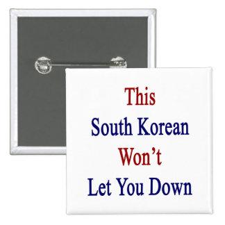 Este sudcoreano no le dejará abajo pins