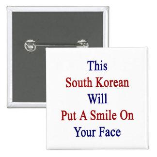 Este sudcoreano pondrá una sonrisa en su cara