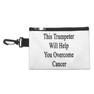 Este trompetista le ayudará a superar al cáncer