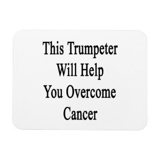 Este trompetista le ayudará a superar al cáncer iman