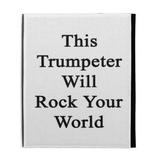 Este trompetista oscilará su mundo