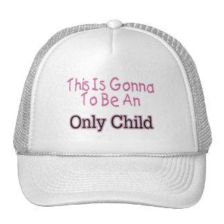 Éste va a ser un único rosa) gorras de camionero