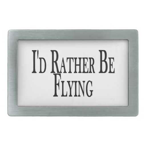 Esté volando bastante hebillas cinturon rectangulares
