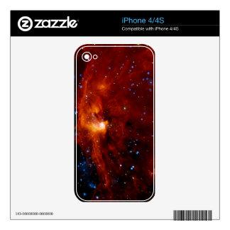 ~ ESTELAR del NACIMIENTO (spoace externo) iPhone 4 Skins
