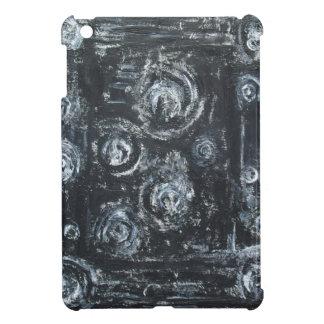 Estelas de los remolinos (expresionismo abstracto) iPad mini cobertura
