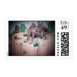 Estelas gigantes sellos