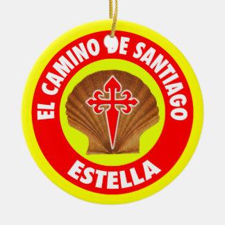 Estella Ceramic Ornament