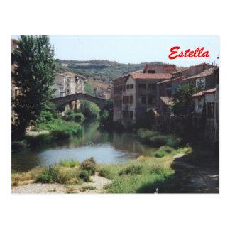Estella Postcard
