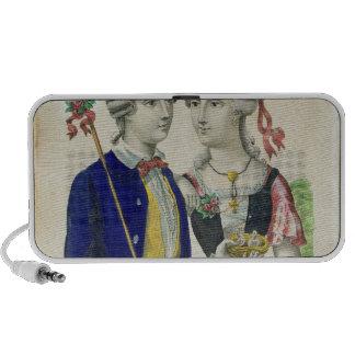 Estelle and Nemorin Portable Speaker