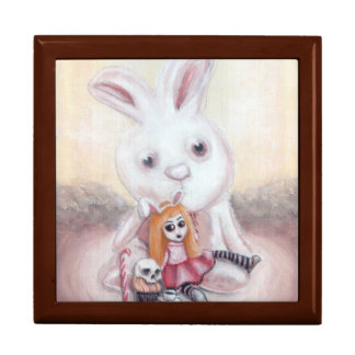 Ester and Bunny Jewelry Box