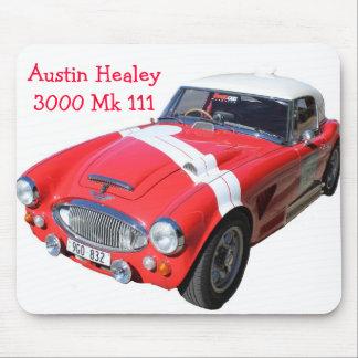 Estera Austin del ratón+Healey+3000+Mk+111 Alfombrillas De Ratón