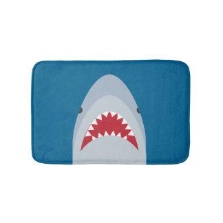 Estera de baño del tiburón
