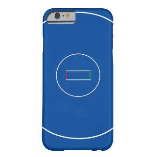 Estera de lucha funda de iPhone 6 slim
