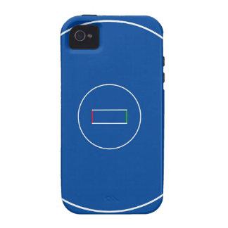 Estera de lucha Case-Mate iPhone 4 carcasa