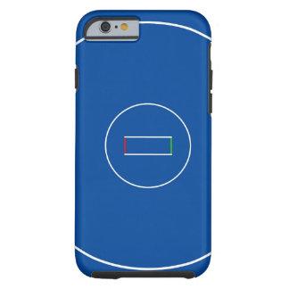 Estera de lucha funda resistente iPhone 6