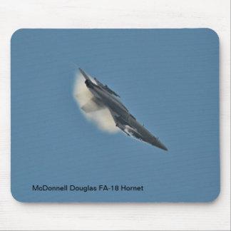 Estera del ratón - avispón de McDonnell Douglas FA Mouse Pads
