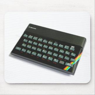 Estera del ratón del espectro de ZX Mousepad