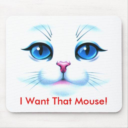 Estera del ratón del gato tapete de ratones