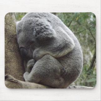 Estera del ratón del sueño de la koala alfombrilla de ratones
