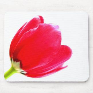 Estera del ratón del tulipán tapete de raton